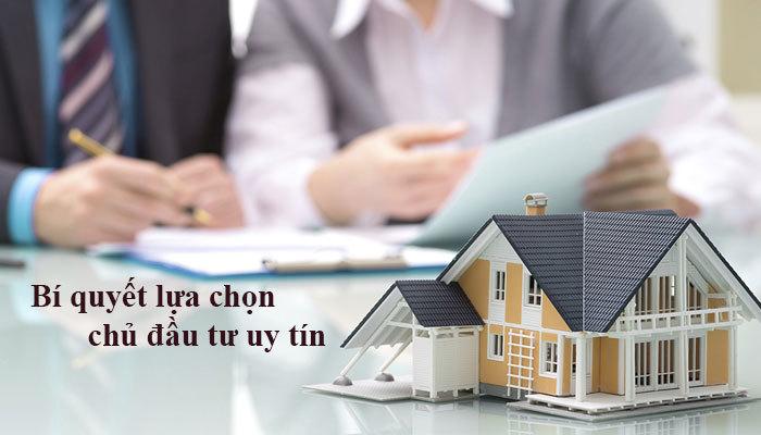 4 bước xác định độ uy tín của chủ đầu tư dự án bất động sản
