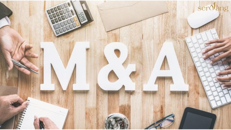 M&A bất động sản