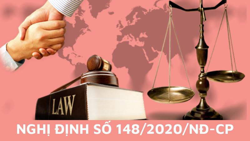Nghị định số 148/2020/NĐ-CP – Văn bản pháp luật