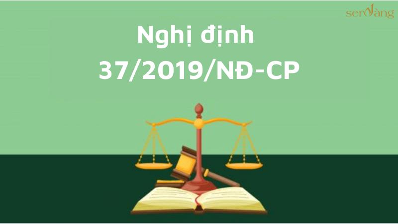 Luật quy hoạch: Nghị định 37/2019/NĐ-CP – Chủ đầu tư Sen Vàng