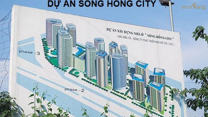 """Dự án Sông Hồng City sau 26 năm vẫn nằm """"trên giấy"""""""